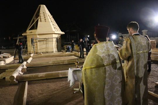 В Севастополе снимают художественный фильм о святом князе Владимире