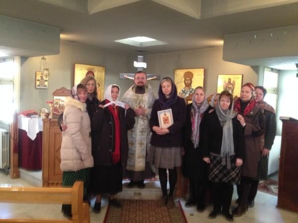 В «северной столице» Ливана впервые была совершена Литургия для русскоязычных верующих