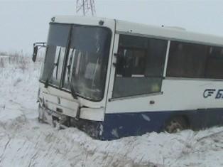 Автобус с паломниками попал в ДТП в Ивановской области