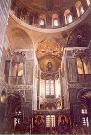 Ветхозаветные прототипы алтарной преграды византийских храмов