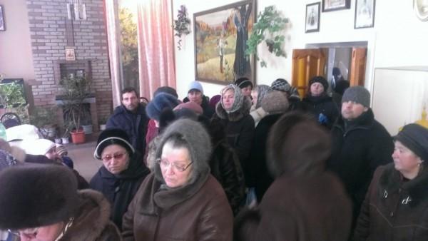 В Луганскую область доставили 1500 продуктовых наборов