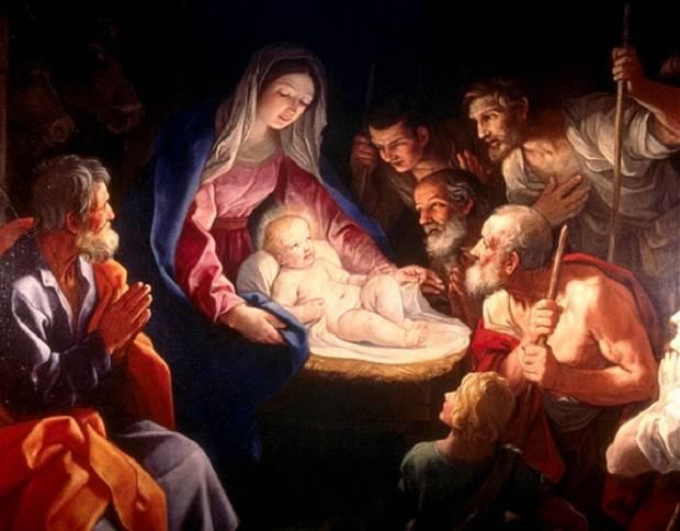 Очень земной праздник и подарки Младенцу Христу