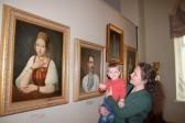 В Пушкинском музее начнут проводить экскурсии для беременных