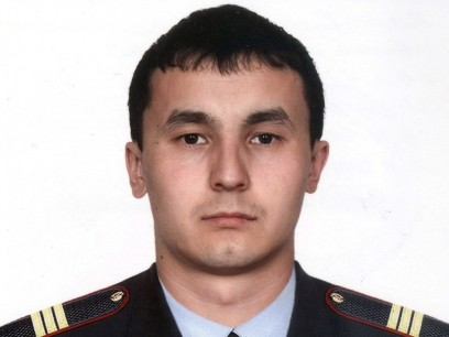 Челябинский полицейский в новогоднюю ночь спас человека на пожаре