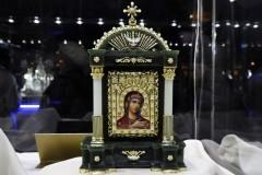 Икону Божией Матери «Невская Скоропослушница» принесут в московский Новоспасский монастырь