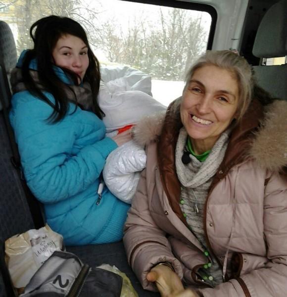 Полина и Юлия