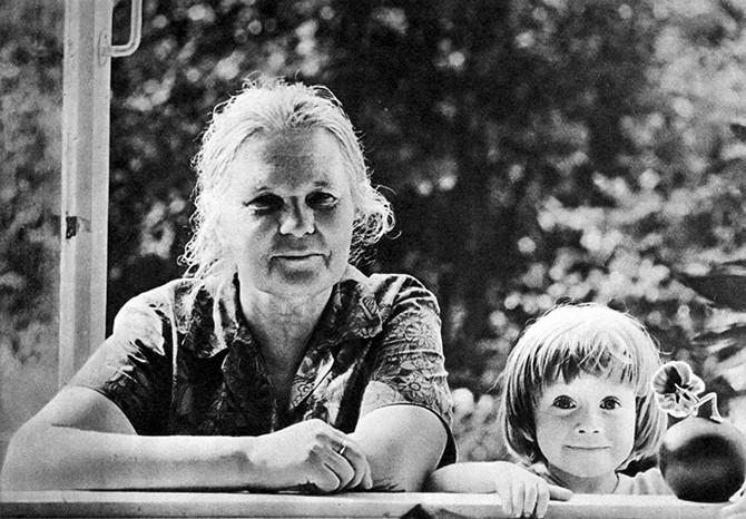 Об Украине, Энергодаре и бабушке Кате