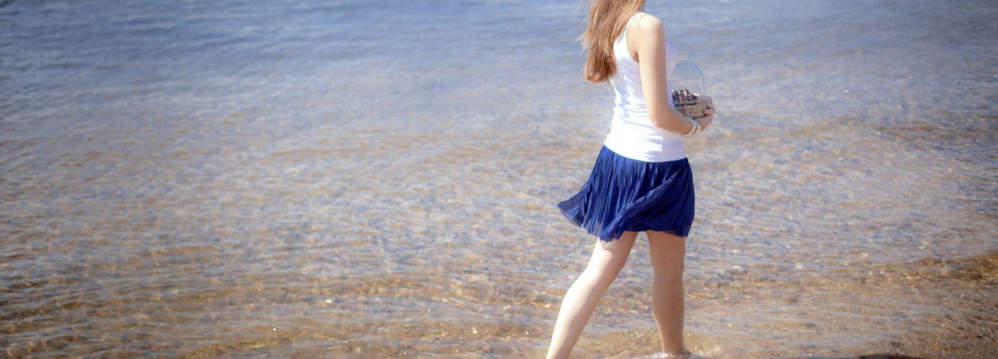 «Уйти по воде»: куда и откуда?