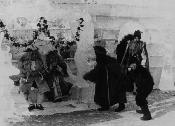 Кадр из фильма Константина Эггерта