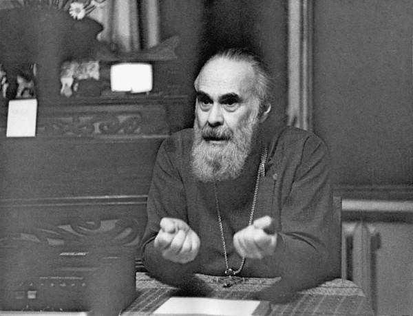 Митрополит Антоний Сурожский: О страхе Божием и об исповеди