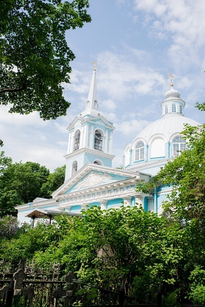 Храм Смоленской иконы Божией Матери. Фото Анны Гальпериной