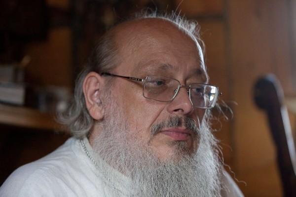 Протоиерей Сергий Правдолюбов