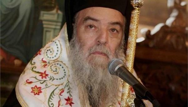 Митрополит Гортинский Иеремия призвал греческих правителей посещать богослужения