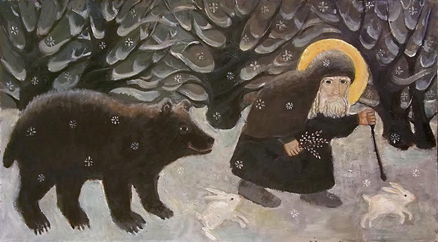 Тихая радость Елены Черкасовой. Новые картины