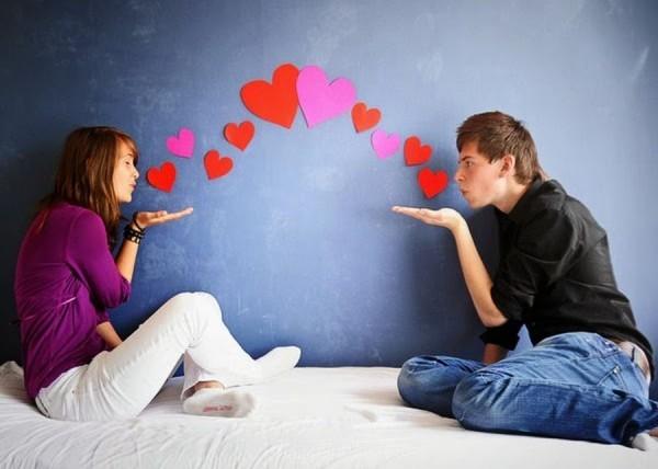 фото влюбленность