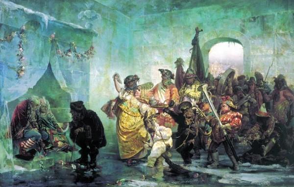 Картины Валерия Якоби (1878)