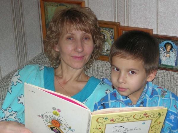 Читаем сказки на ночь