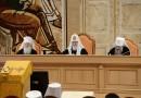 В Москве началось Архиерейское Совещание Русской Православной Церкви