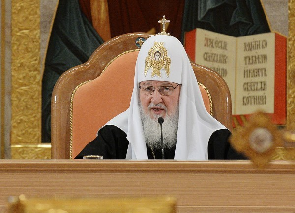 Патриарх Кирилл: О бедственной ситуации на Украине