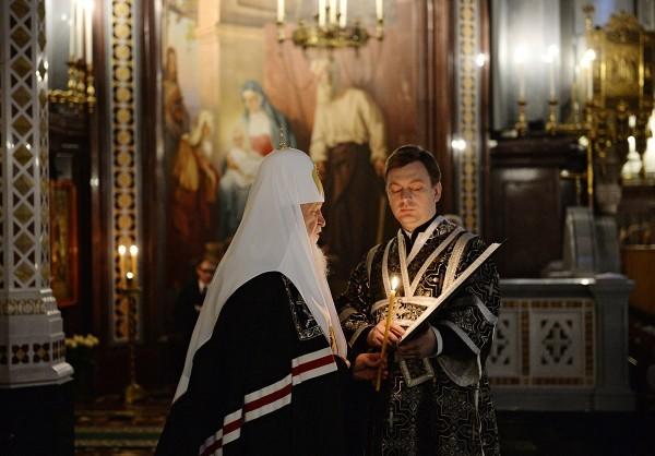 Патриарх Кирилл: В центре Великого поста — прощение грехов