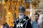 Патриарх Кирилл: Пост — это не слова, пост — это дело