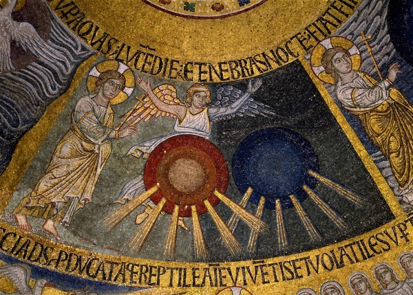 Сотворение света Богом