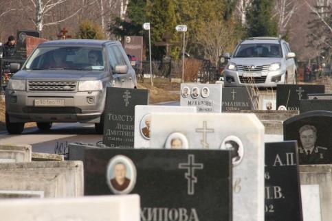 Места на московских кладбищах можно будет забронировать в Интернете