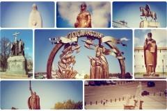 15  самых известных памятников русским святым