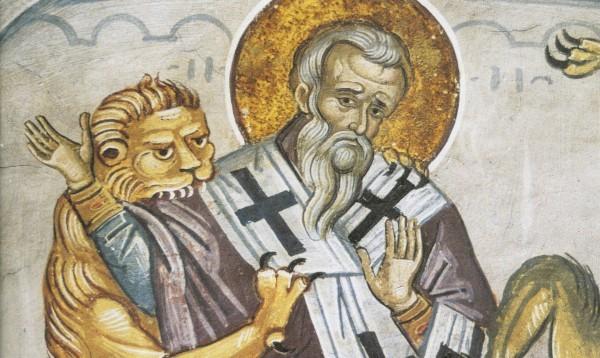 Святитель Игнатий Богоносец  - 11 февраля день памяти:  икона