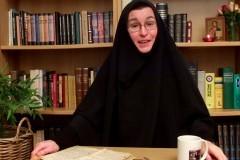 Кофе с сестрой Вассой: О праведном Симеоне и том, что надо не забывать вечером (+Видео)
