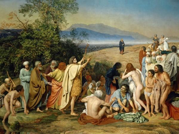 Явление Христа народу (Александр Иванов)