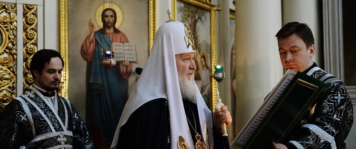 Патриарх Кирилл: Для того, чтобы совершить настоящий поступок, мало только ума