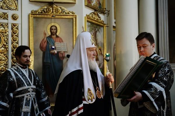 Патриарх Кирилл предложил провести в школах урок о подвиге князя Владимира