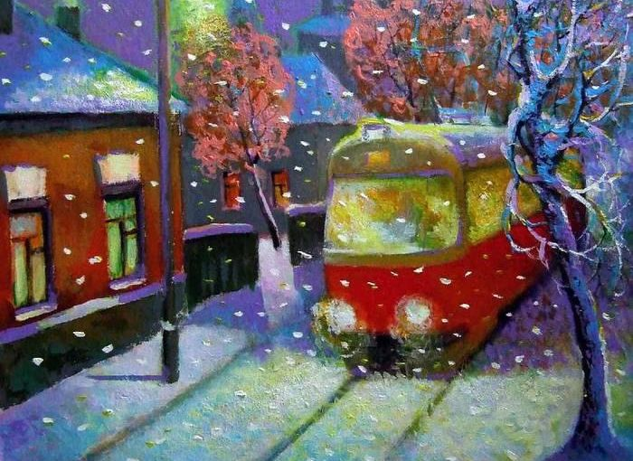 Снегопад – рассказ священника Ярослава Шипова