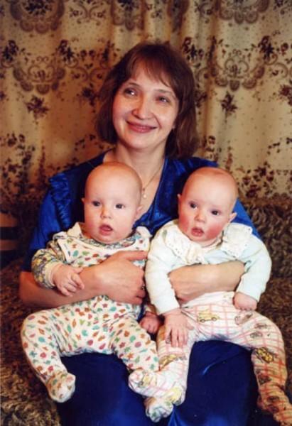 Подопечные Благотворительного фонда «Семья и детство»