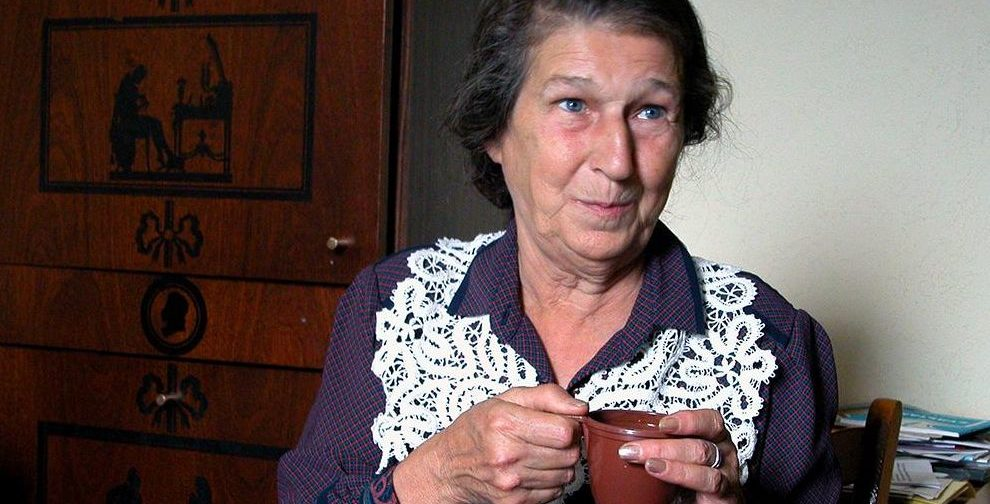 Жила-была баба Юля в зеленых башмачках