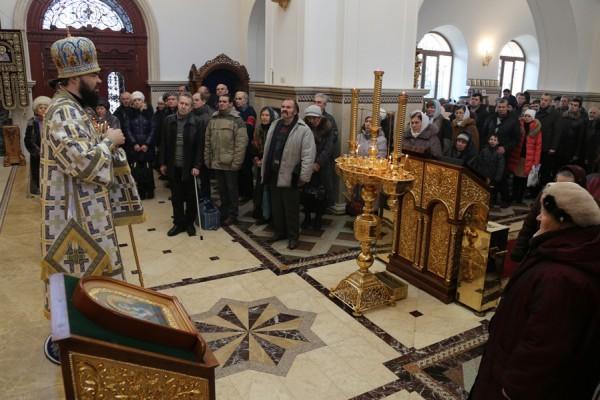 Архиепископ Горловский Митрофан: Мы сегодня как никто понимаем, что жизнь может прерваться в любую минуту