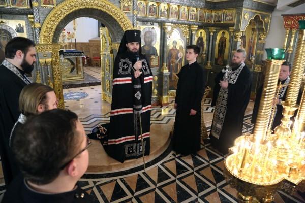 Архиепископ Горловский и Славянский Митрофан: Разве не страшно предстать перед Ним с ненавистью?