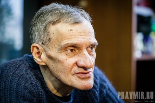 Юрий Арабов: «Как только я найду Бога – умру, но для меня это будет счастьем»