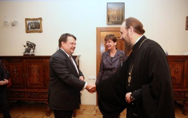 Представитель МИД Нидерландов выступил против дискриминации религиозных конфессий на Украине