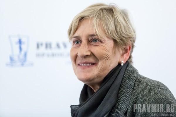В Лектории Правмира Ольга Седакова расскажет о земном рае у Данте