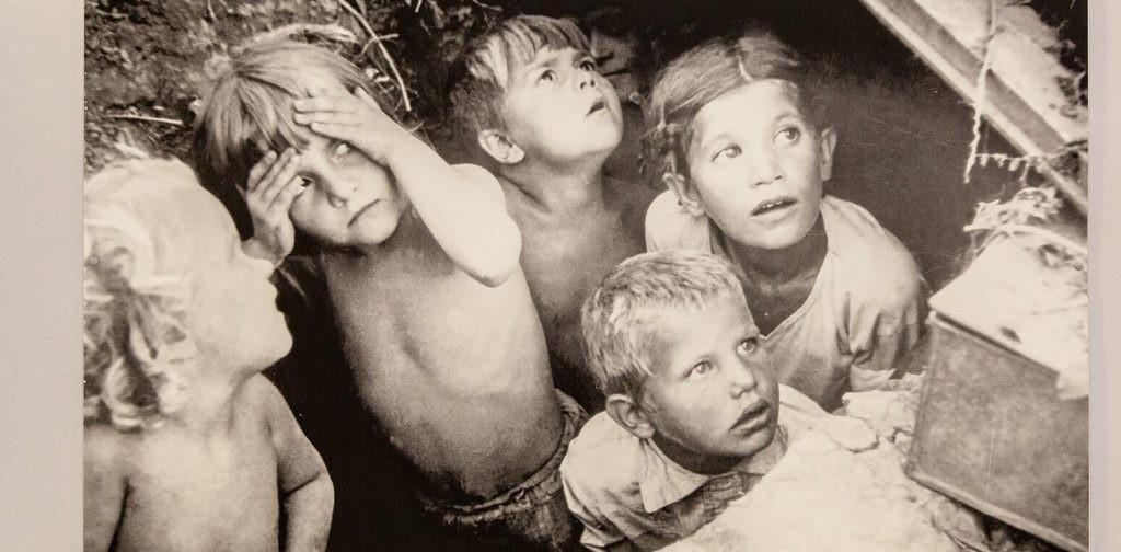 Помни. Преступления нацизма. Освободительная миссия Красной армии в Европе — Фотоэкскурсия по выставке