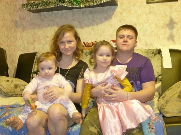 Семья Косимовых