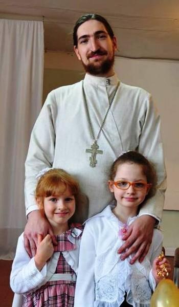 священник Никита Заболотнов