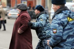 Депутаты Петербурга предлагают запретить административный арест людей старше 75-и лет