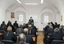 В Новоспасском монастыре начались занятия для православных священнослужителей Москвы