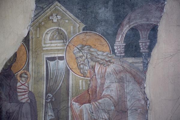 Церковь вспоминает праведного Симеона Богоприимца