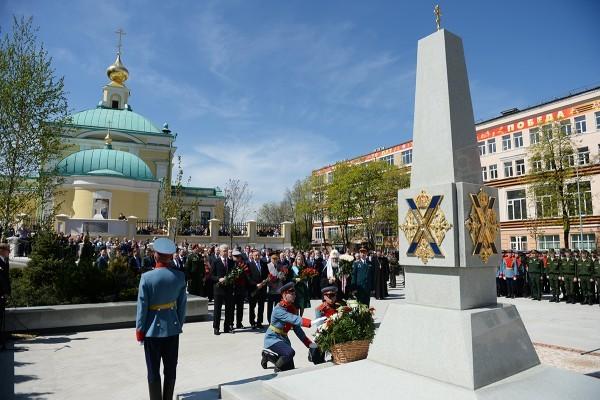 На Преображенской площади в Москве рядом с храмом Преображения Господня установят памятник солдатам