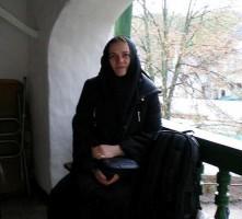 монахиня Евфимия. Фото из её фейсбука