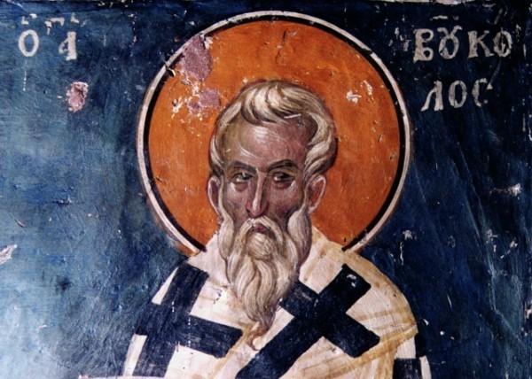 Церковь вспоминает Преподобного Вукола, епископа Смирнского